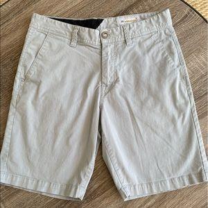 Men's Volcom  brand shorts size 30 waist